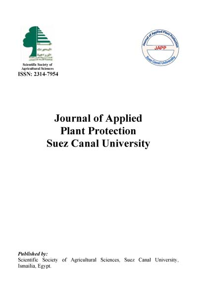 Journal of Applied Plant Protection